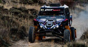 José Luis García, con Yamaha, consigue subir al podio en el Rally TT de Cuenca tras una espectacular remontada