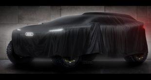 Audi participará por primera vez en el Rally Dakar en la edición de 2022