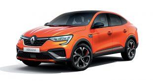 El Nuevo Renault Arkana llegará al mercado europeo en el primer semestre de 2021