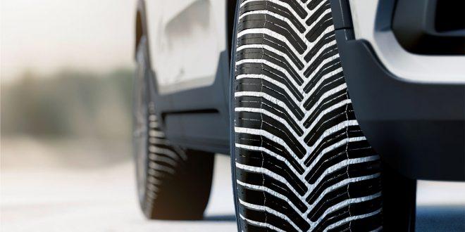 Neumático Michelin Cross Climate.