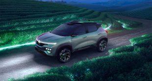 El nuevo SUV de Renault, el Kiger, no lo podremos ver, al menos por el momento, en Europa, ya que estará destinado al mercado indio