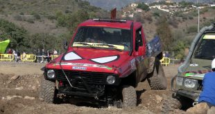 La empresa andaluza Gruas y Plataformas Lozano se introduce de lleno en la competición off-road al más alto nivel de la mano del equipo Luis Extremo 4×4