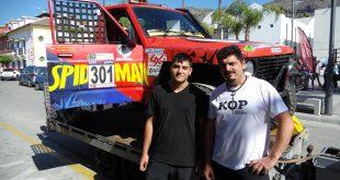 El equipo Luis Extremo, con Nissan Patrol, defenderá la primera posición que ya obtuvieron el año pasado en Pizarra.