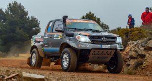 Arranca en la localidad almeriense de Felix el Campeonato de Andalucía de Rallyes de Tierra 2021