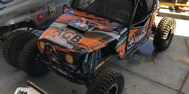 Super Proto del equipo Eco Agb Park de Portugal.