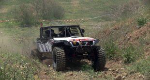 Con la celebración de una prueba técnica y difícil arrancó en Pizarra el Campeonato Extremo de Andalucía CAEX 4×4 2021