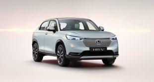 Honda continúa avanzando en el segmento eléctrico con el nuevo Honda HR-V e:HEV
