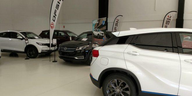 DFSK Málaga dispone de vehículos encuadrados en el segmento SUV eléctricos y GLP.