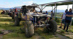 La localidad malagueña de Cártama se prepara para acoger la segunda prueba del Campeonato Extremo de Andalucía CAEX 4×4 2021