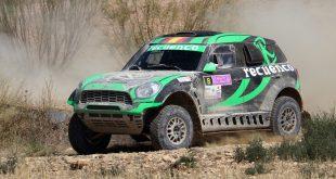 Disputado el Rally Villa de Zuera, tercera cita del Campeonato de España de Rallyes Todo Terreno 2021