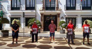 El Ayuntamiento de Torrox acoge la presentación de la Iberian King y el Campeonato Extremo de Andalucía CAEX 4×4 2021