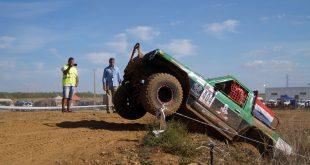 Tras la suspensión del I Extreme 4×4 de Brenes, la localidad jienense de Martos acogerá la quinta prueba del Campeonato Extremo de Andalucía CAEX 4×4